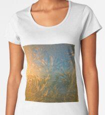 Winter patterns Women's Premium T-Shirt