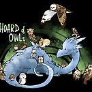 Hoard of owls by ArryDesign