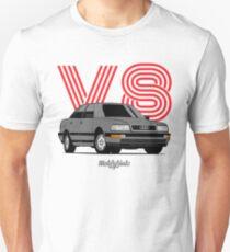 V8 (gray) Unisex T-Shirt