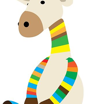 Giraffe by zeke2usher