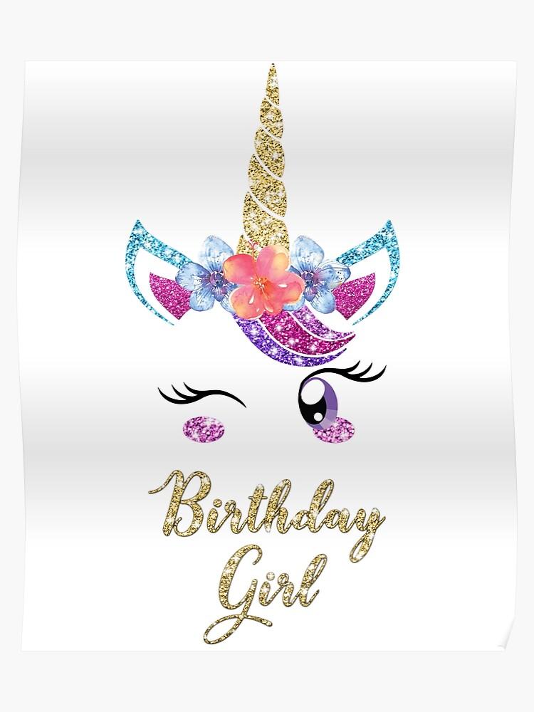 a767ecf8cd6e8 Unicorn Birthday T Shirt-Birthday Outfit, Unicorn Gift