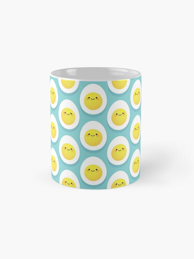 Alternate view of Cute hard boiled eggs Mug