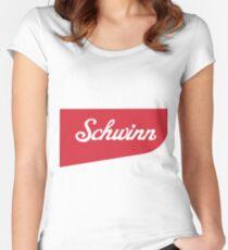 schwinn Women's Fitted Scoop T-Shirt