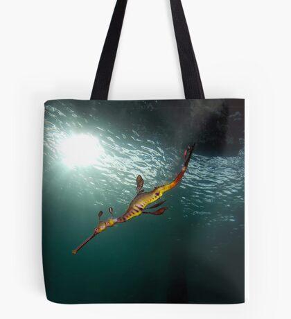 Seadragons & Sunshine Tote Bag