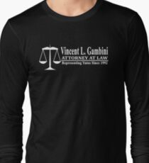 My Cousin Vinny - Vincent Gambini Attorney At Law  Long Sleeve T-Shirt