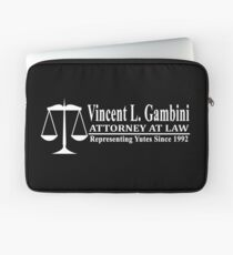 My Cousin Vinny - Vincent Gambini Attorney At Law  Laptop Sleeve
