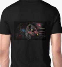 Artistic portrait drawing Unisex T-Shirt