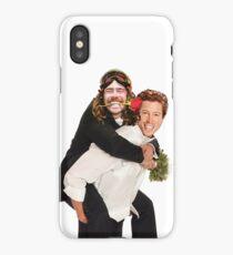 Shaun White and Danny Davis iPhone Case/Skin