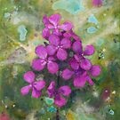 Lunaria | Oil Painting by Maria Meester