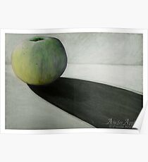 A is for Apple Poster