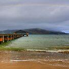 Hanalei Bay by DJ Florek