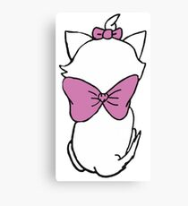 Aristocats Canvas Print