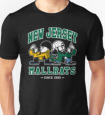 New Jersey Mallrats Unisex T-Shirt