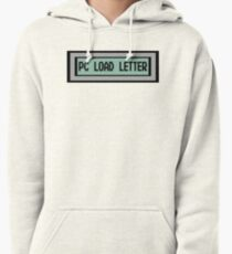 PC Load Letter - Office Space Pullover Hoodie
