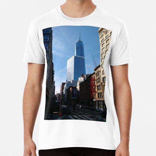 Regal Union Square Stadium 14 Premium T-Shirt