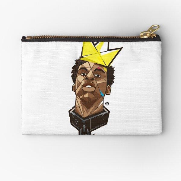 King Kunta - Kendrick Lamar Zipper Pouch