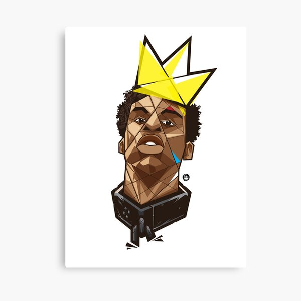 King Kunta - Kendrick Lamar Canvas Print