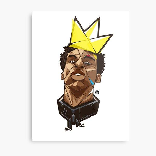 King Kunta - Kendrick Lamar Metal Print