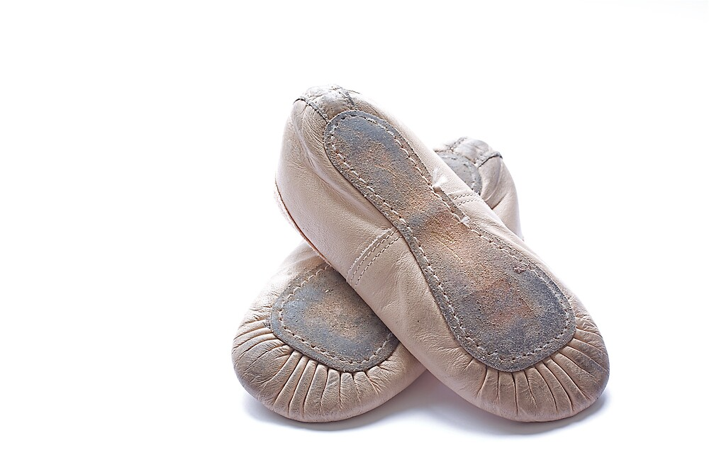 Ballet shoes by Francesca Rizzo