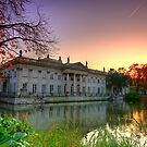 Palace on the Water by Qba from Poland