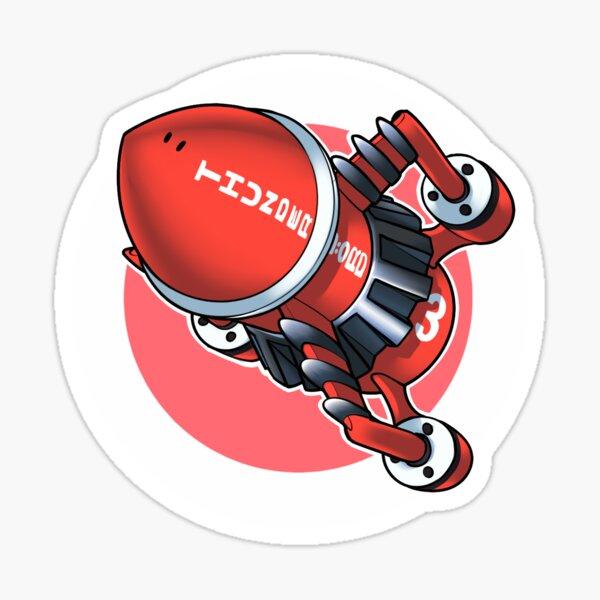 Thunderbird 3 Sticker