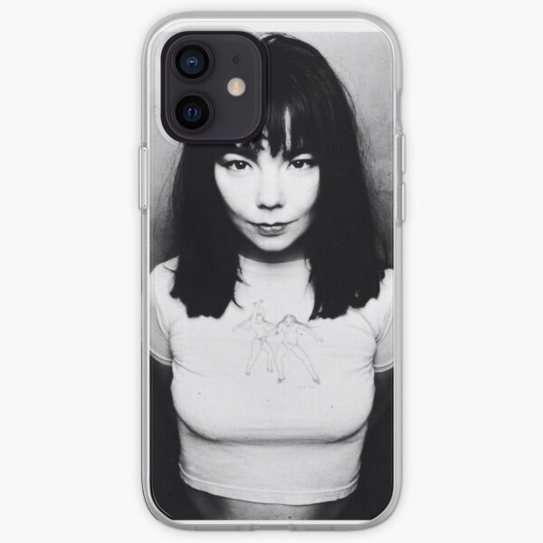 BJORK  iPhone Soft Case