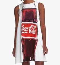 coca cola A-Line Dress