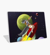 Space Vixen Laptop Skin