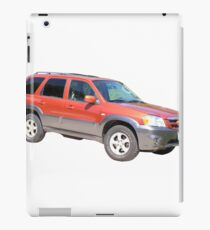Mazda Tribute iPad Case/Skin
