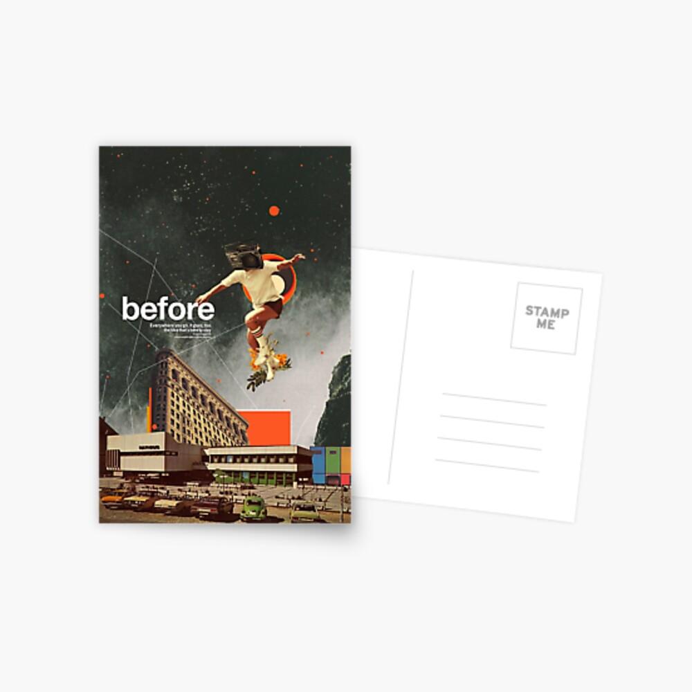 Vor Postkarte