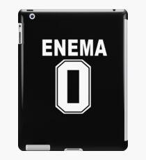 Enema 0 - T-shirt iPad Case/Skin