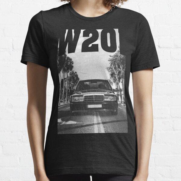 """W201 """"Palm Beach"""" Essential T-Shirt"""