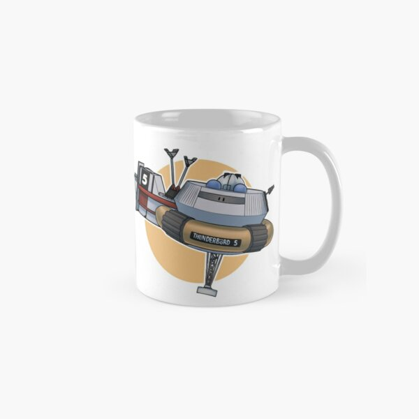 Thunderbird 5 Classic Mug
