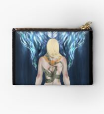 Draco with Tattoo Zipper Pouch
