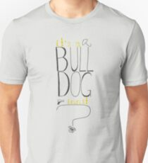 It's a bulldog, innit? Unisex T-Shirt