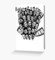 All directors films Greeting Card