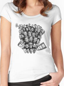 All directors films Women's Fitted Scoop T-Shirt