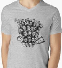 All directors films Mens V-Neck T-Shirt