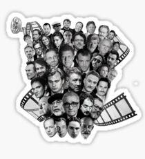 All directors films Sticker