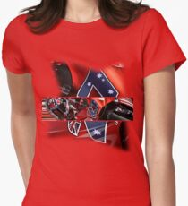 #27 Women's Fitted T-Shirt
