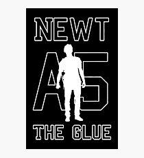 the maze runner newt glue Photographic Print