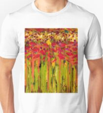 More Flowers in the Field Unisex T-Shirt