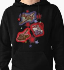 Military Forces Pullover Hoodie