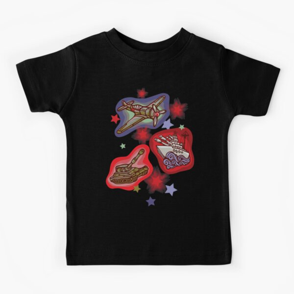 Military Forces Kids T-Shirt