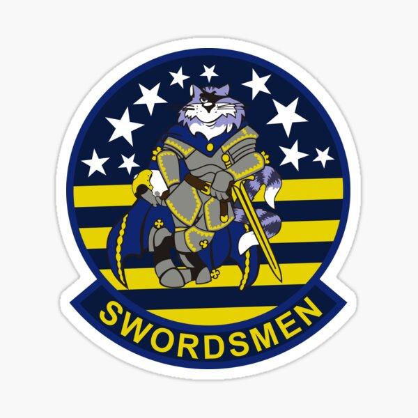 Tomcat VF-32 Swordsmen Sticker