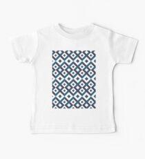 Azure Maze Baby Tee