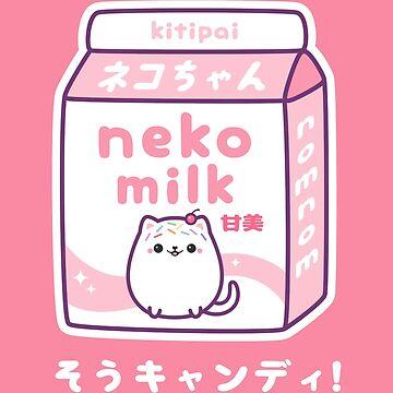 Japanese Cat Milk by sugarhai