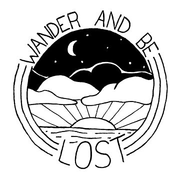 Wander And Be Lost by maretjohnson