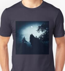 Howling at the Moon Unisex T-Shirt