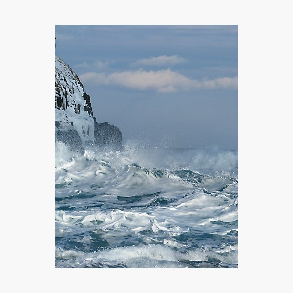 Middle Cove, Untamed Photographic Print